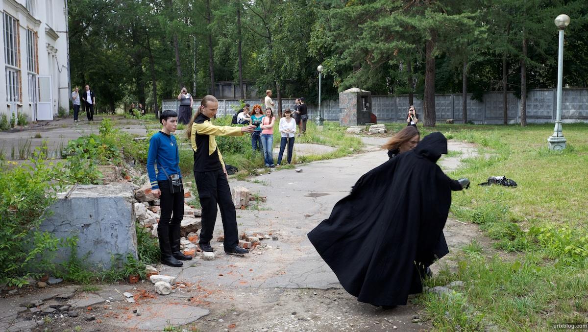 ВВЦ, Старкон Москва 2011