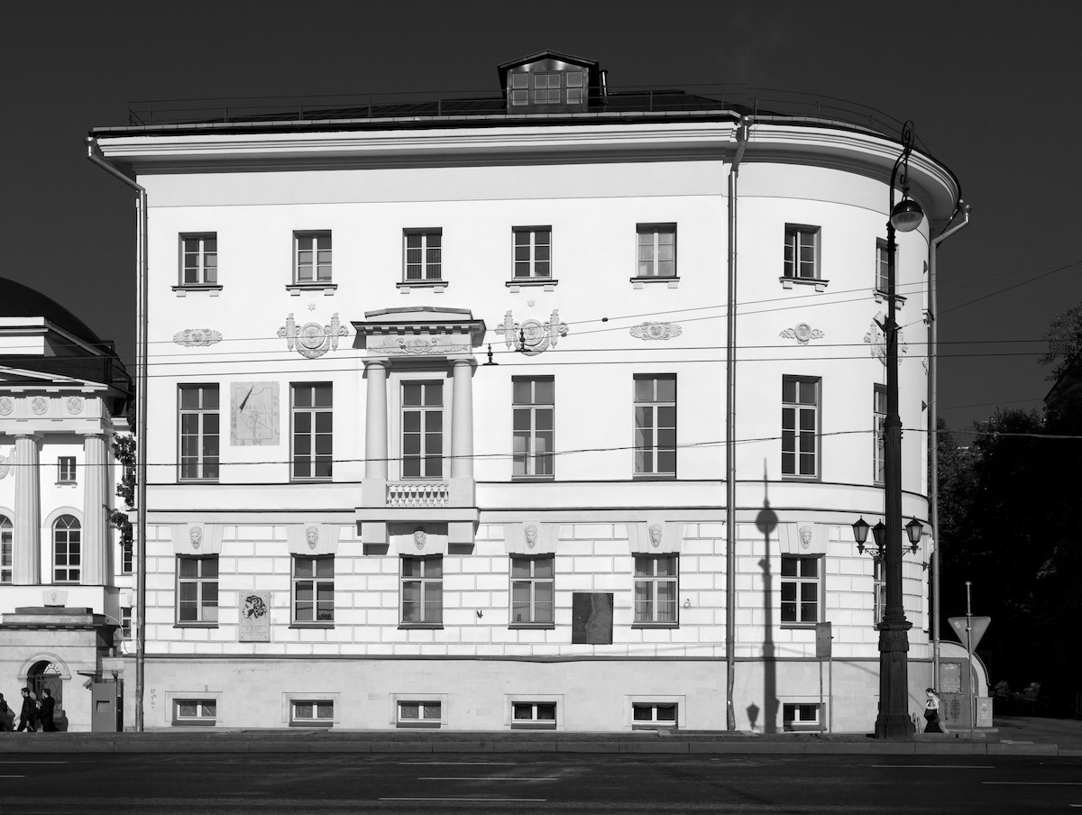 2011 Москва Манежная площадь ИСАА