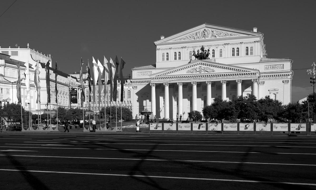2011 Москва Театральная площадь Большой театр
