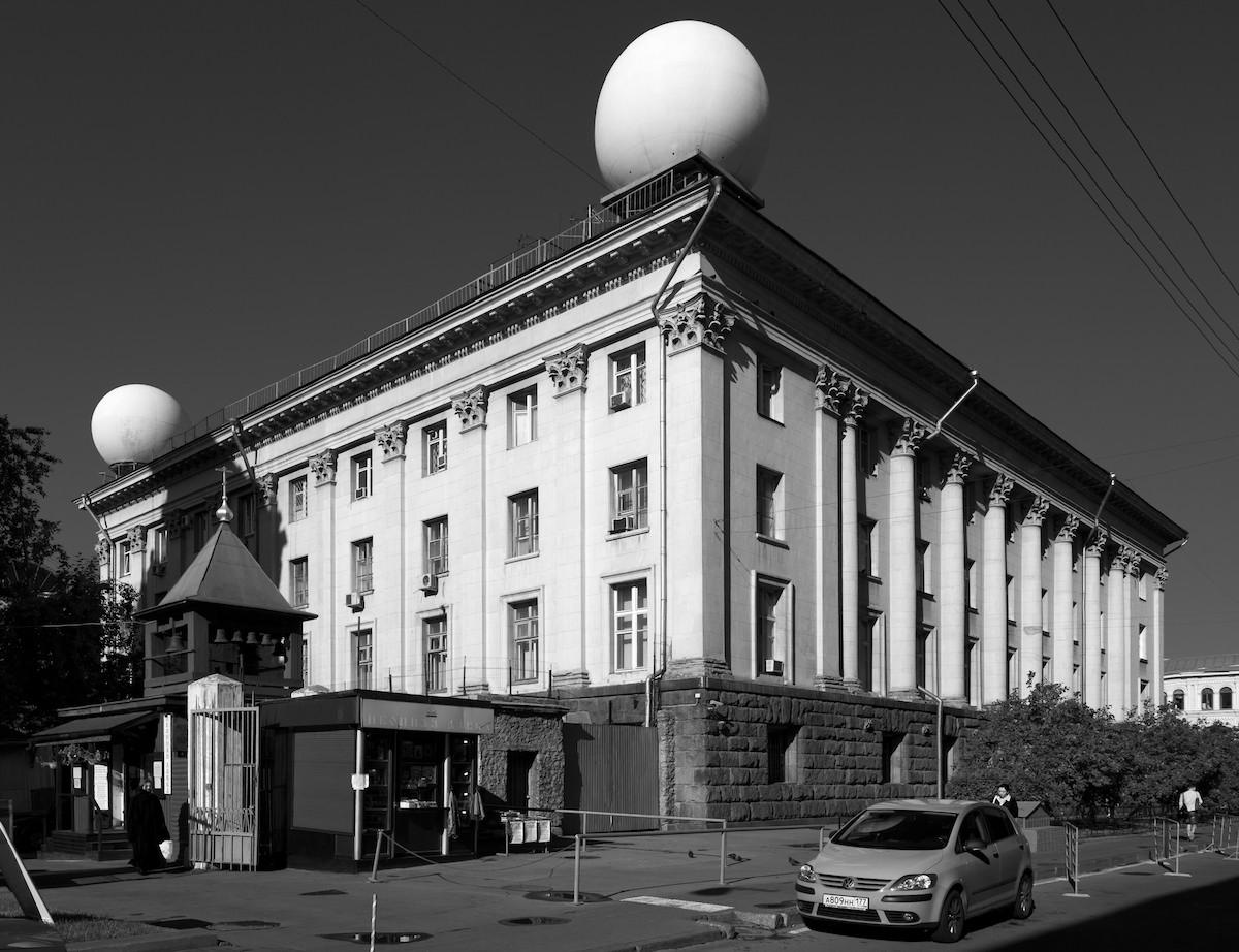 2011 Москва Биржевая ФСО