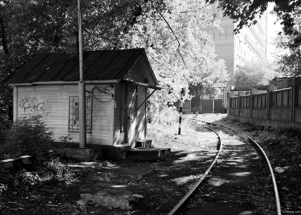 2011 Электрозавод Москва B/W