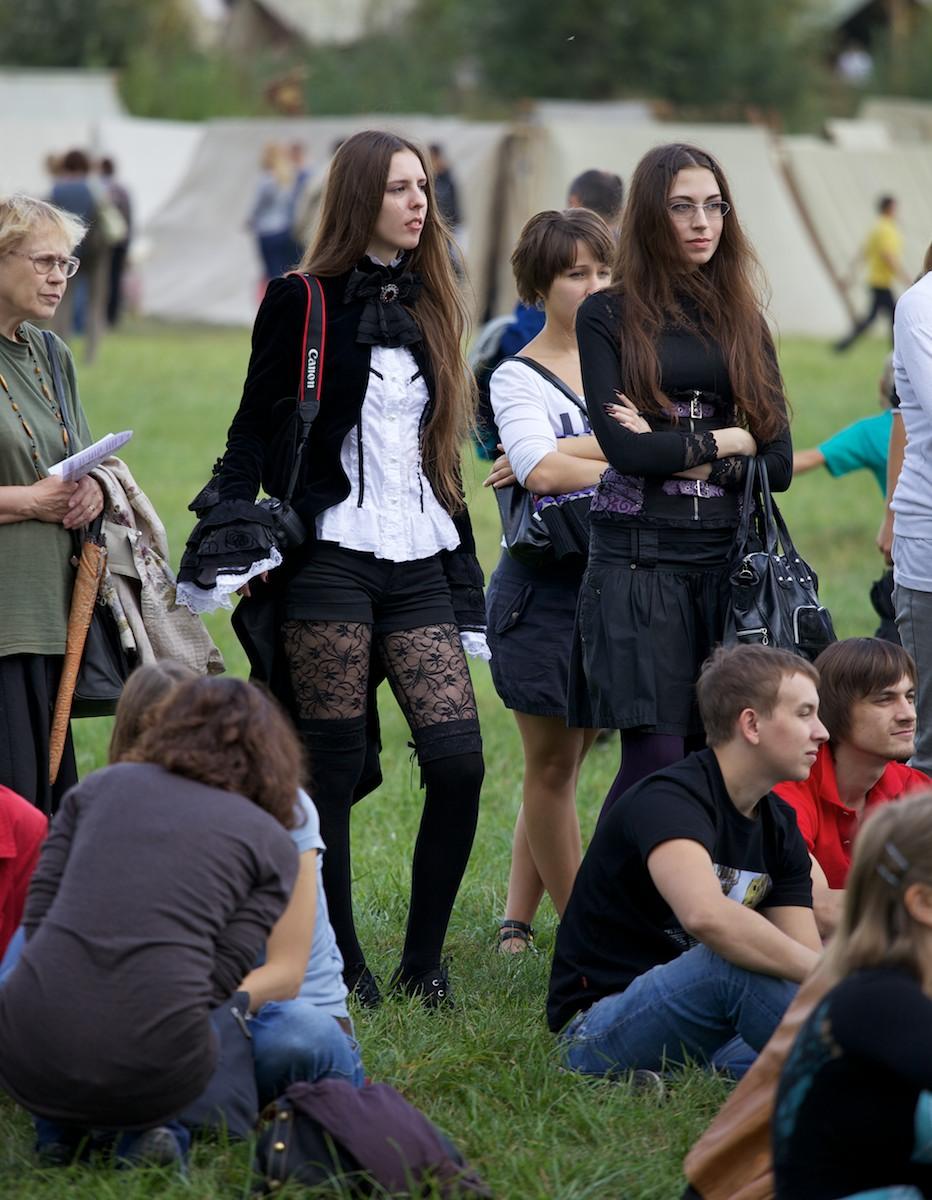 2011 Времена и эпохи Древняя Русь своими глазами 2011 Москва Коломенское