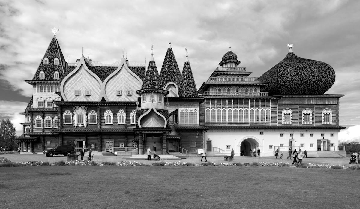 2011 Дворец Коломенское Москва