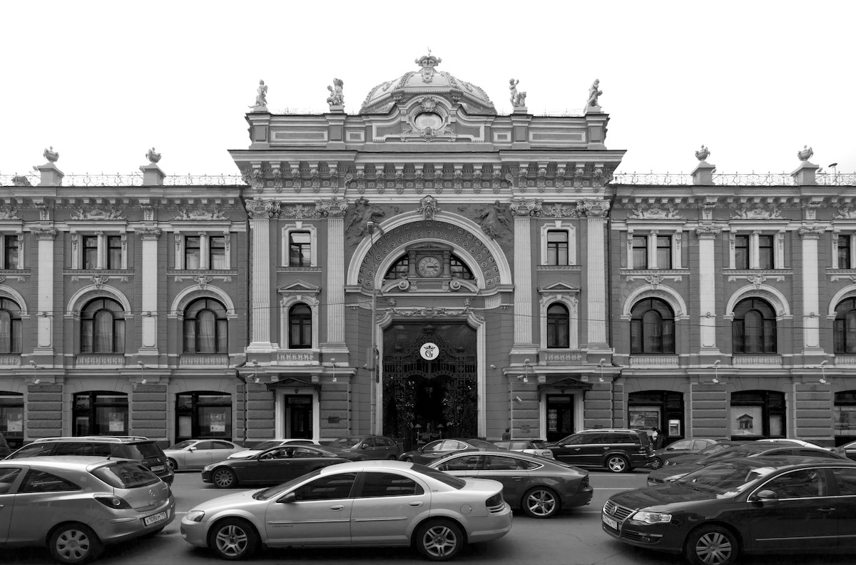2011 Москва Раждественский бульвар Тверская Пушкинская дворы город