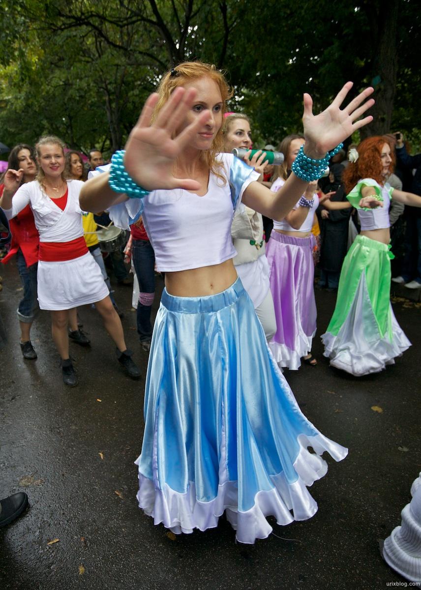 2011 Москва Бразильский карнавал нескучный сад