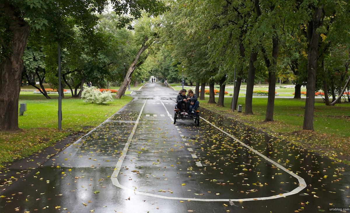 2011 Москва парк Горького