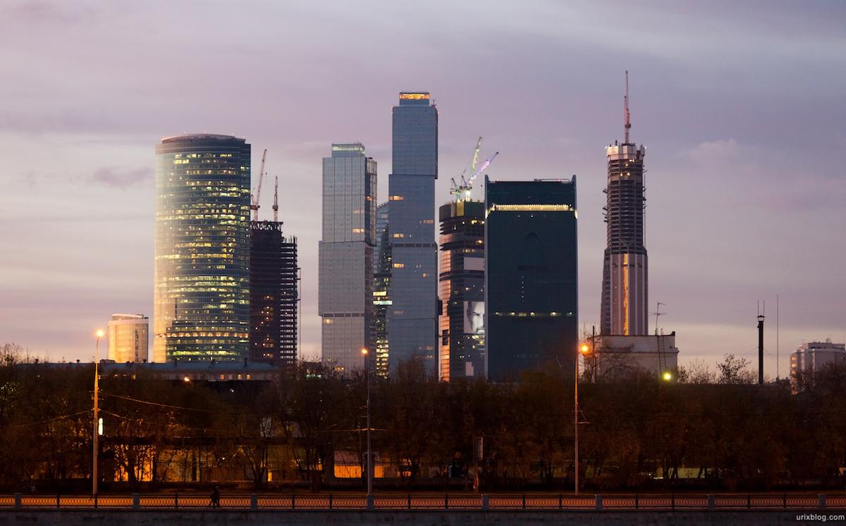 Moscow, Москва, сити
