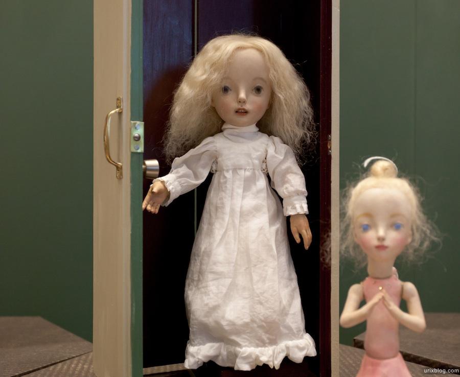 2011 Выставка Кукол, Манеж