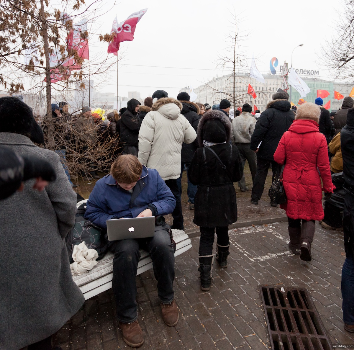 2011 Москва болотная площадь митинг выборы, Moscow Russia meeting protests elections Bolotnaya square