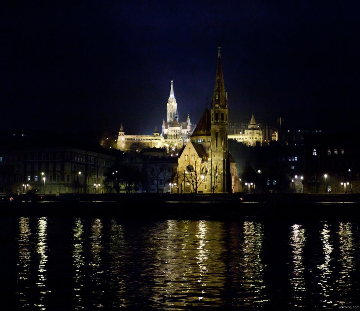 2011 Венгрия Будапешт Budapest Hungary Будайская крепость
