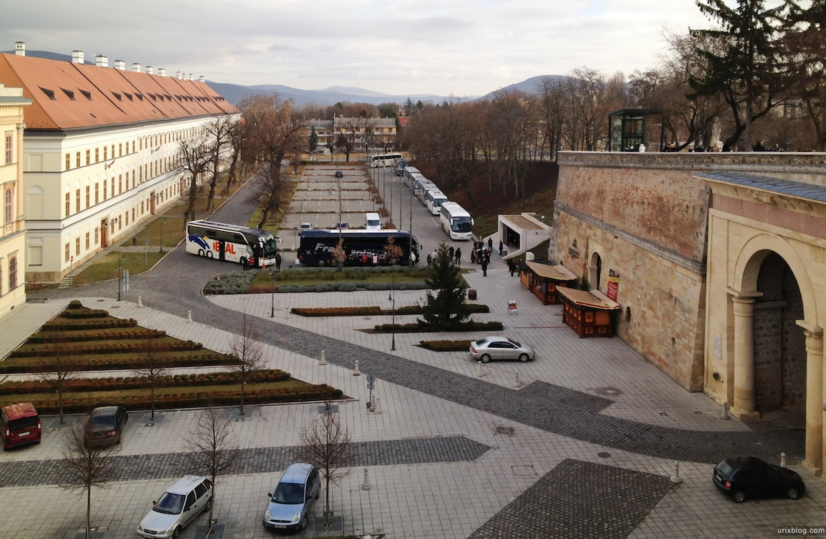 2011 Венгрия Эстергомская Базилика
