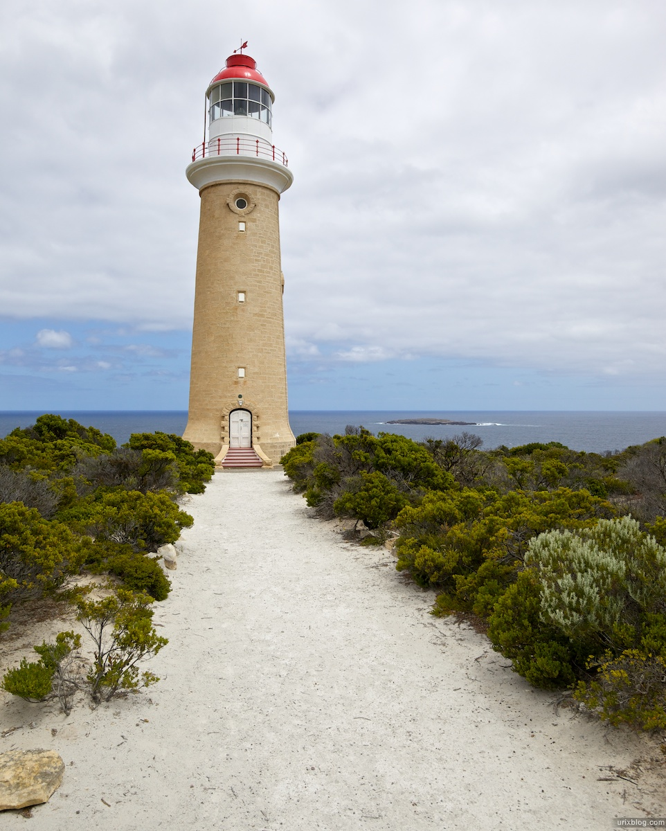 2011 South Australia, Kangaroo Island, Остров Кенгуру, Южная Австралия, Admiral's Arch, Cape du Couedic Lighthouse