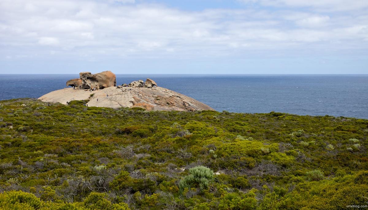 2011 2010 South Australia, Kangaroo Island, Остров Кенгуру, Южная Австралия, Flinders Chase, Remarkable Rocks