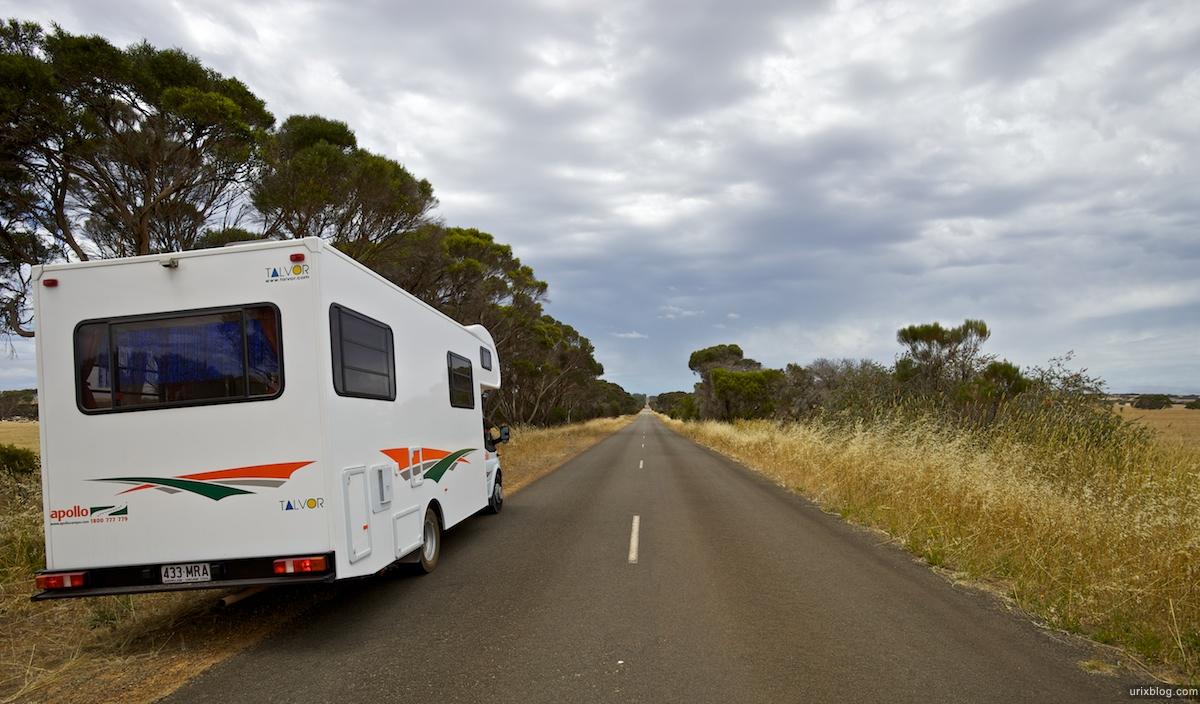 2011 2010 South Australia, Kangaroo Island, Остров Кенгуру, Южная Австралия, road, дорога, car, машина