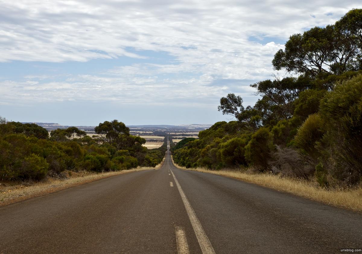 2011 2010 South Australia, Kangaroo Island, Остров Кенгуру, Южная Австралия, road, дорога