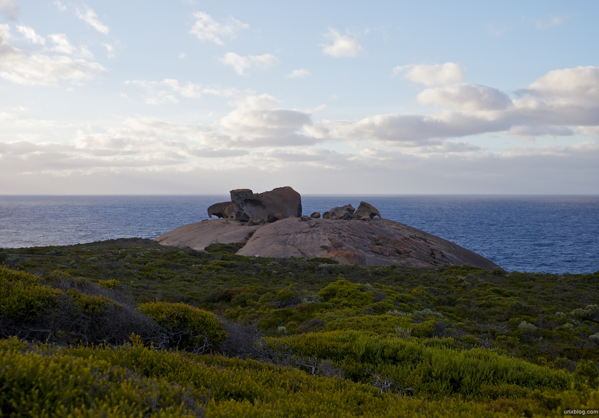 2011 South Australia, Kangaroo Island, Остров Кенгуру, Южная Австралия, Flinders Chase, Remarkable Rocks