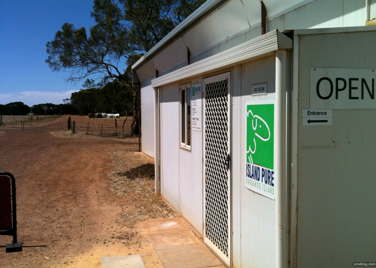 2011 South Australia, Kangaroo Island, Остров Кенгуру, Южная Австралия, Island Pure