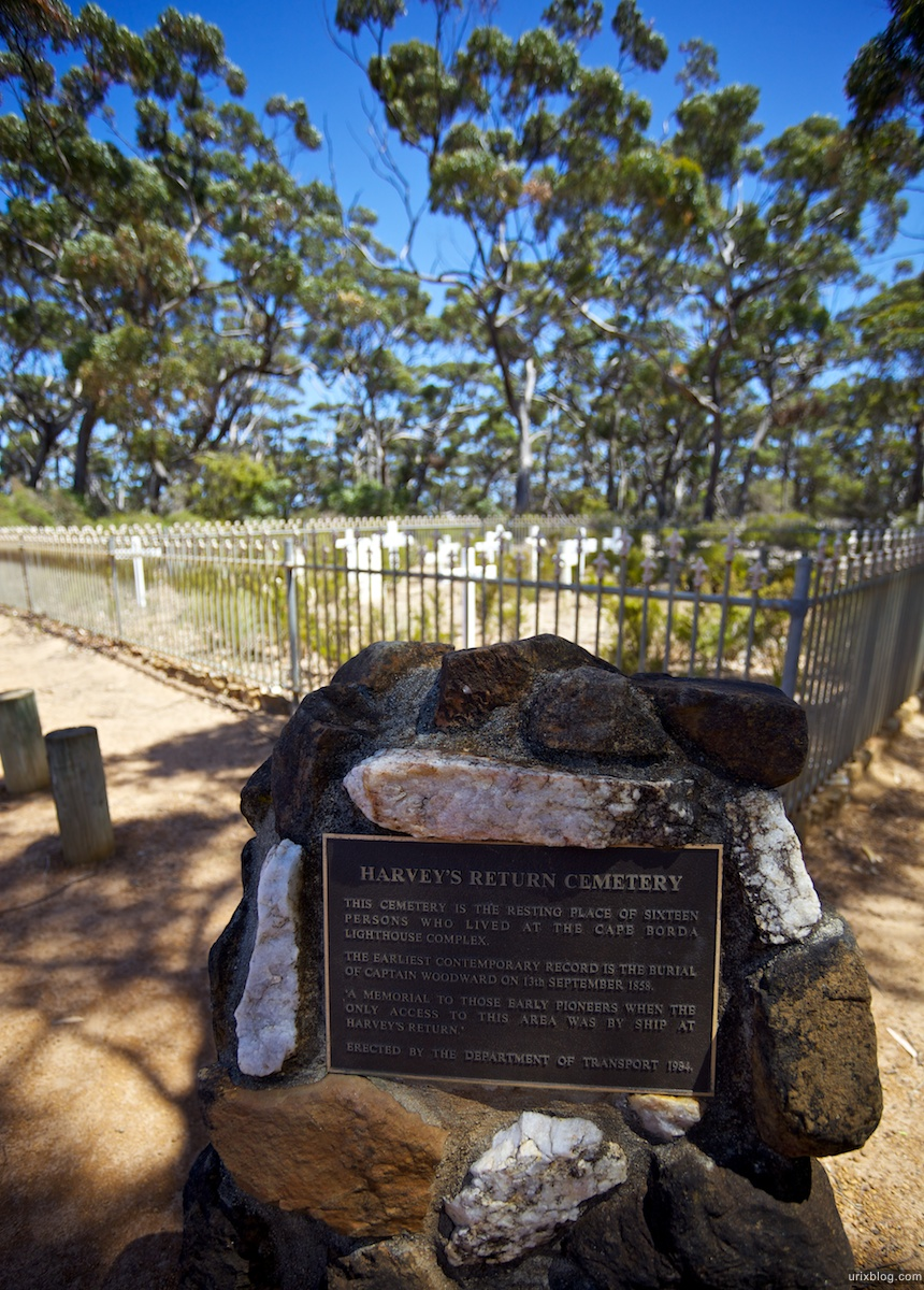 2011 South Australia, Kangaroo Island, Остров Кенгуру, Южная Австралия, Flinders Chase, cemetery, кладбище