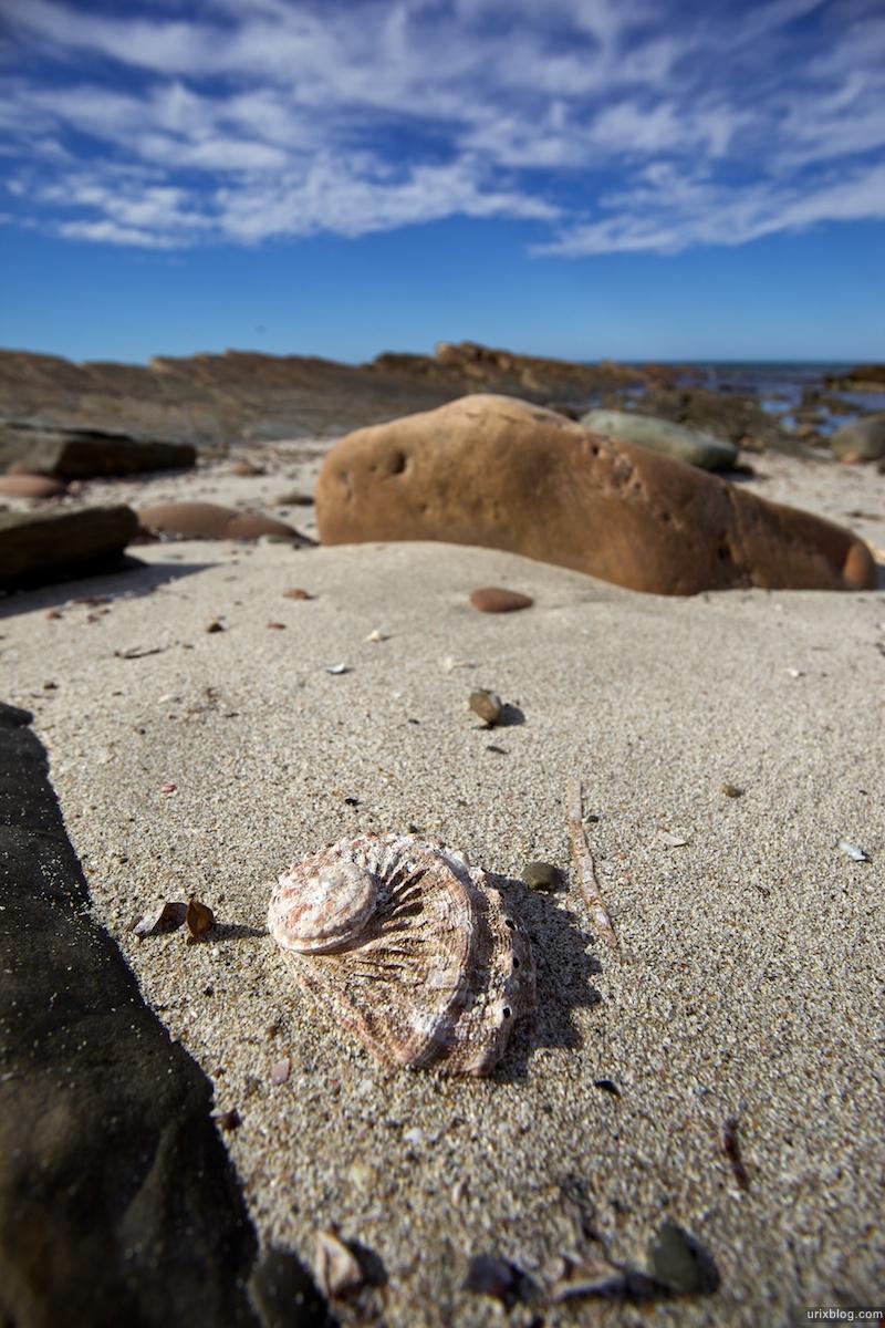 2011 South Australia, Kangaroo Island, Остров Кенгуру, Южная Австралия, Emu Bay, beach, пляж