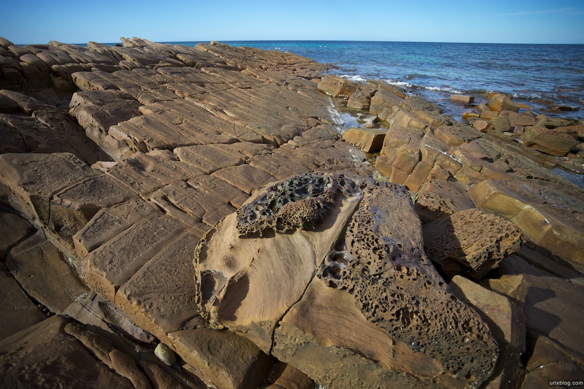 2011 South Australia, Kangaroo Island, Остров Кенгуру, Южная Австралия, Emu Bay, rocks, скалы