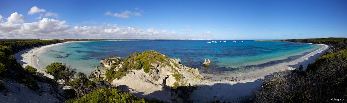 2011 2010 South Australia, Kangaroo Island, Остров Кенгуру, Южная Австралия, Vivonne Bay, пляж, beach