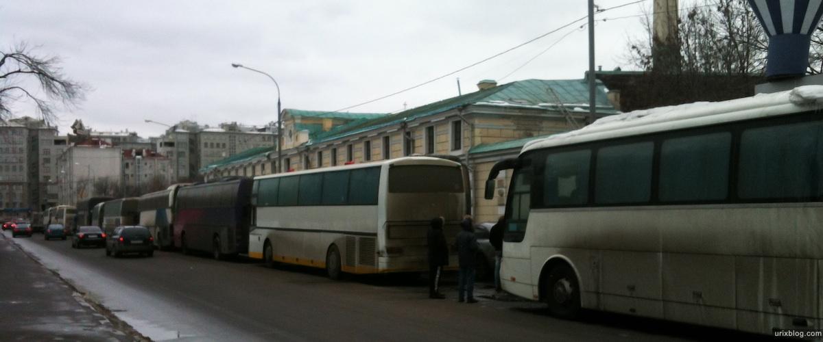2012 Москва президентские выборы