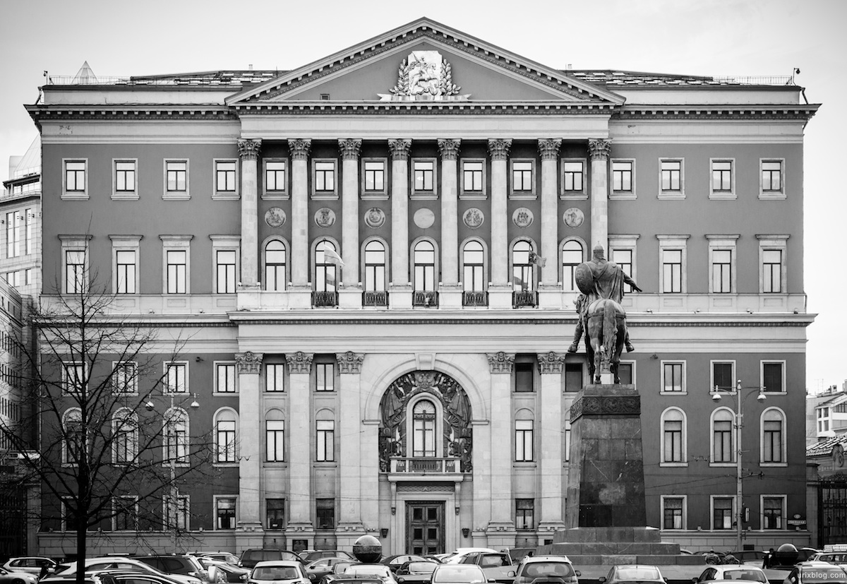 2012 Москва весна test Canon 600D 50mm