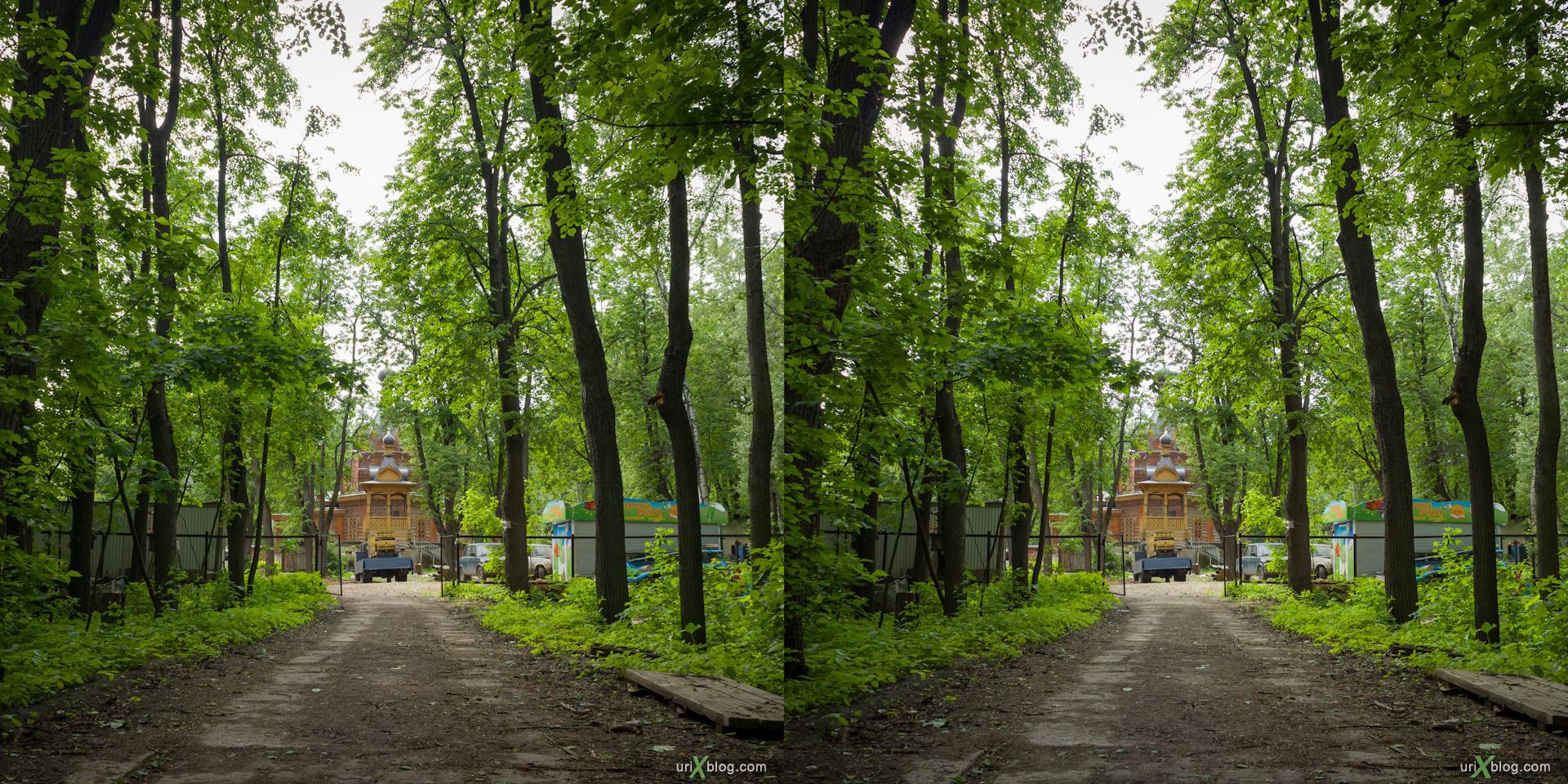 2012 Москва Сокольники стерео 3д stereo 3d