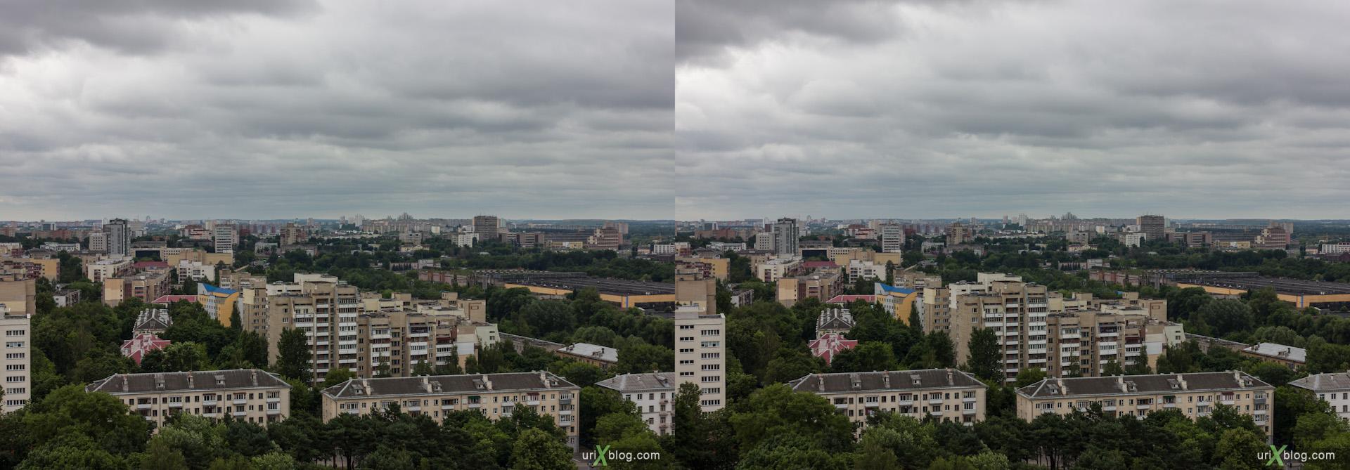 2012 Minsk Минск Белоруссия Беларусь Belarus Belorussia стерео 3д stereo 3d