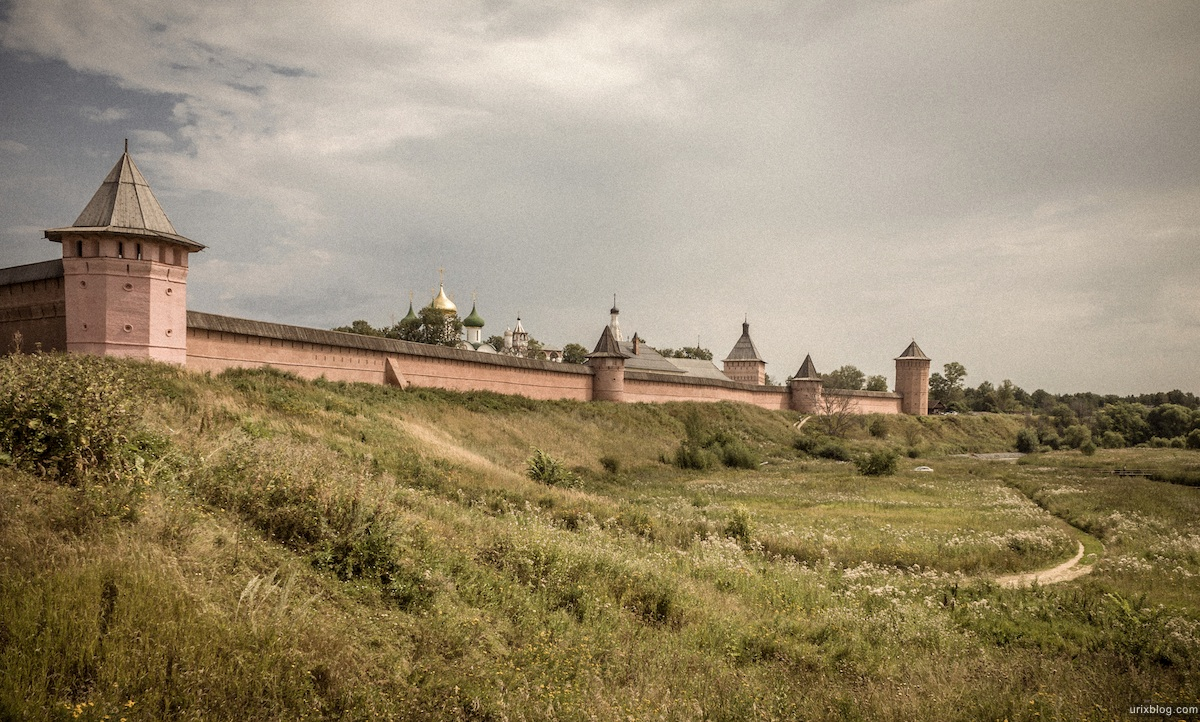 2012 Суздаль Владимирская область стена Спасо-Евфимиев монастырь, 3D, stereo, cross-eyed, стерео, стереопара Canon 600D