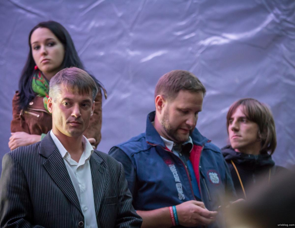2013, Moscow, Russia, Sokolniki, Aleksei Navalny, meeting
