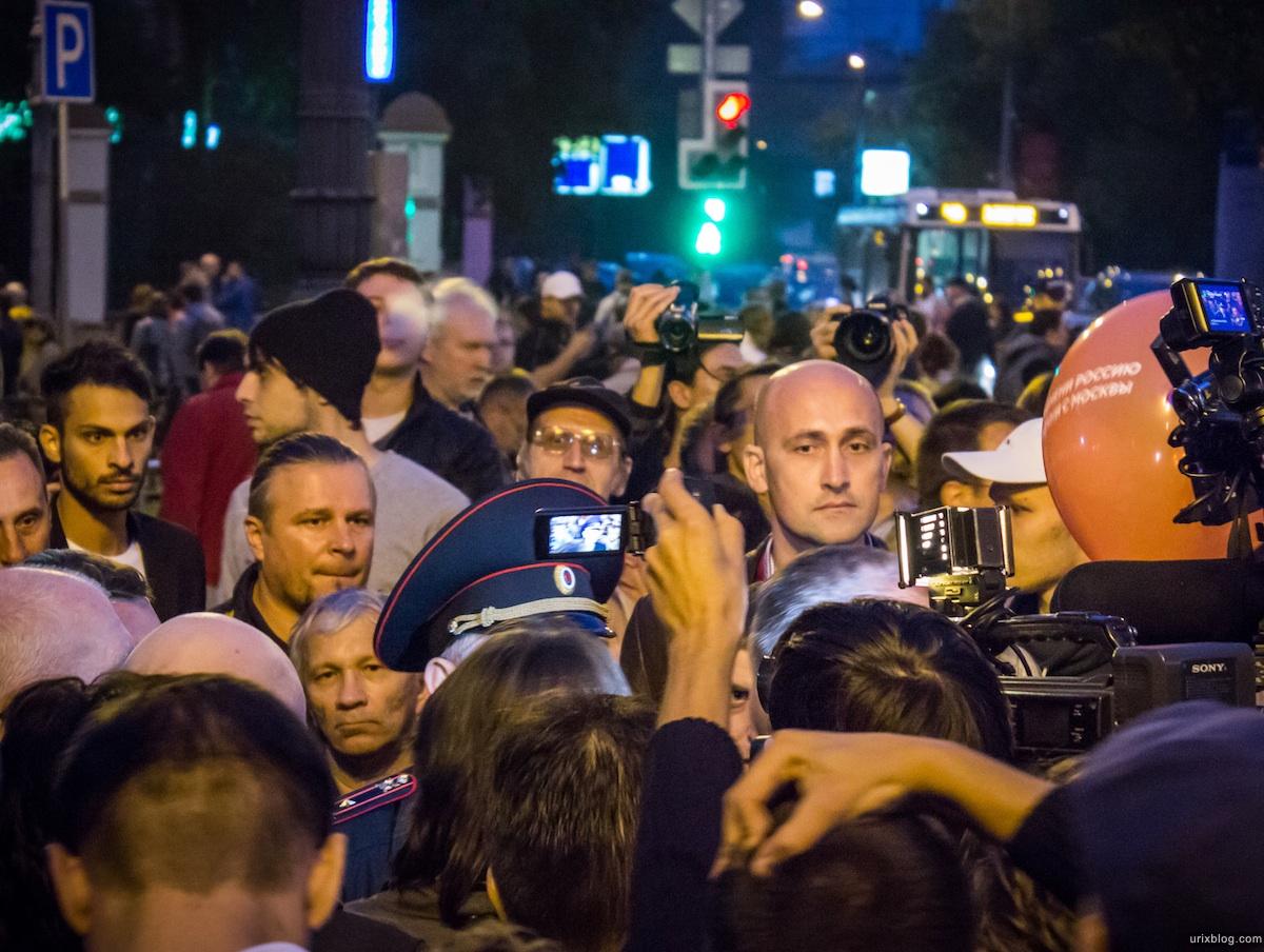 2013, Москва, Россия, Сокольники, Алексей Навальный, митинг, встреча
