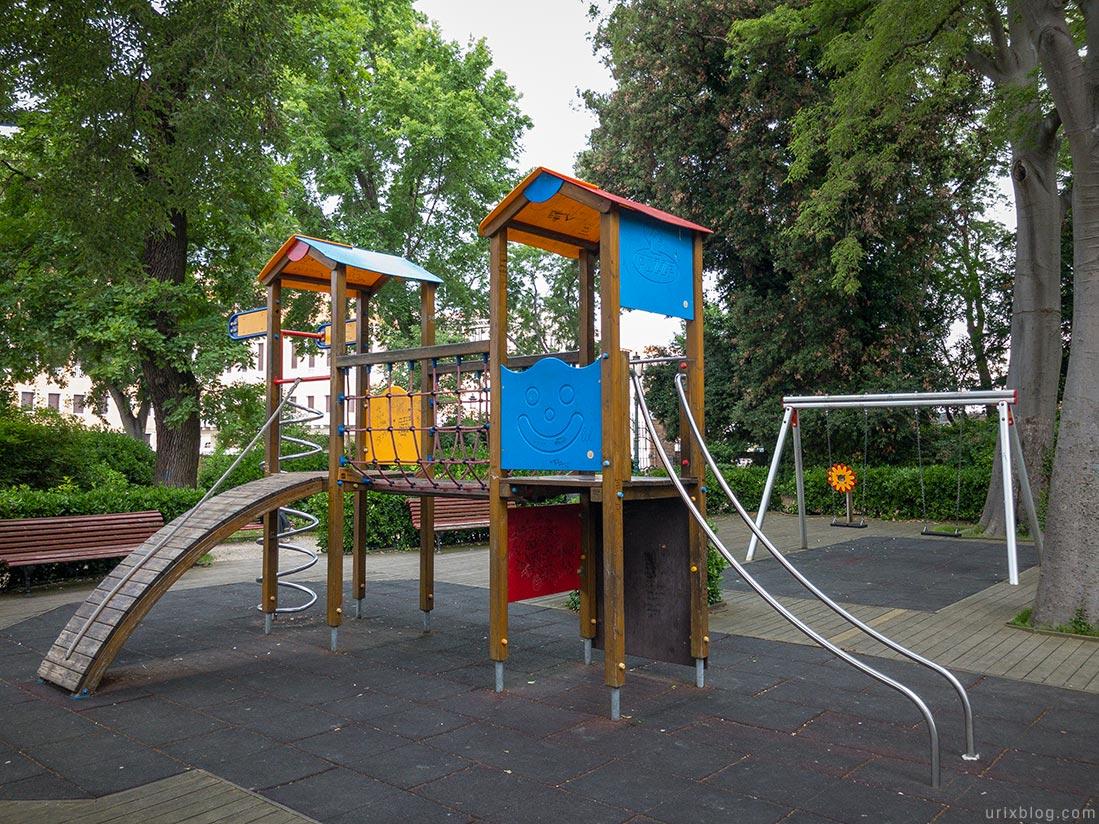 Детские площадки Santa Croce