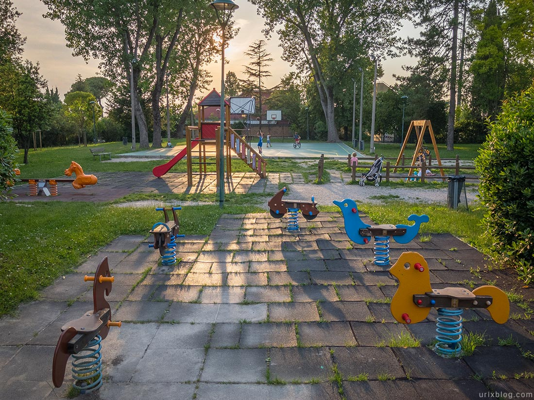 Детские площадки Лидо