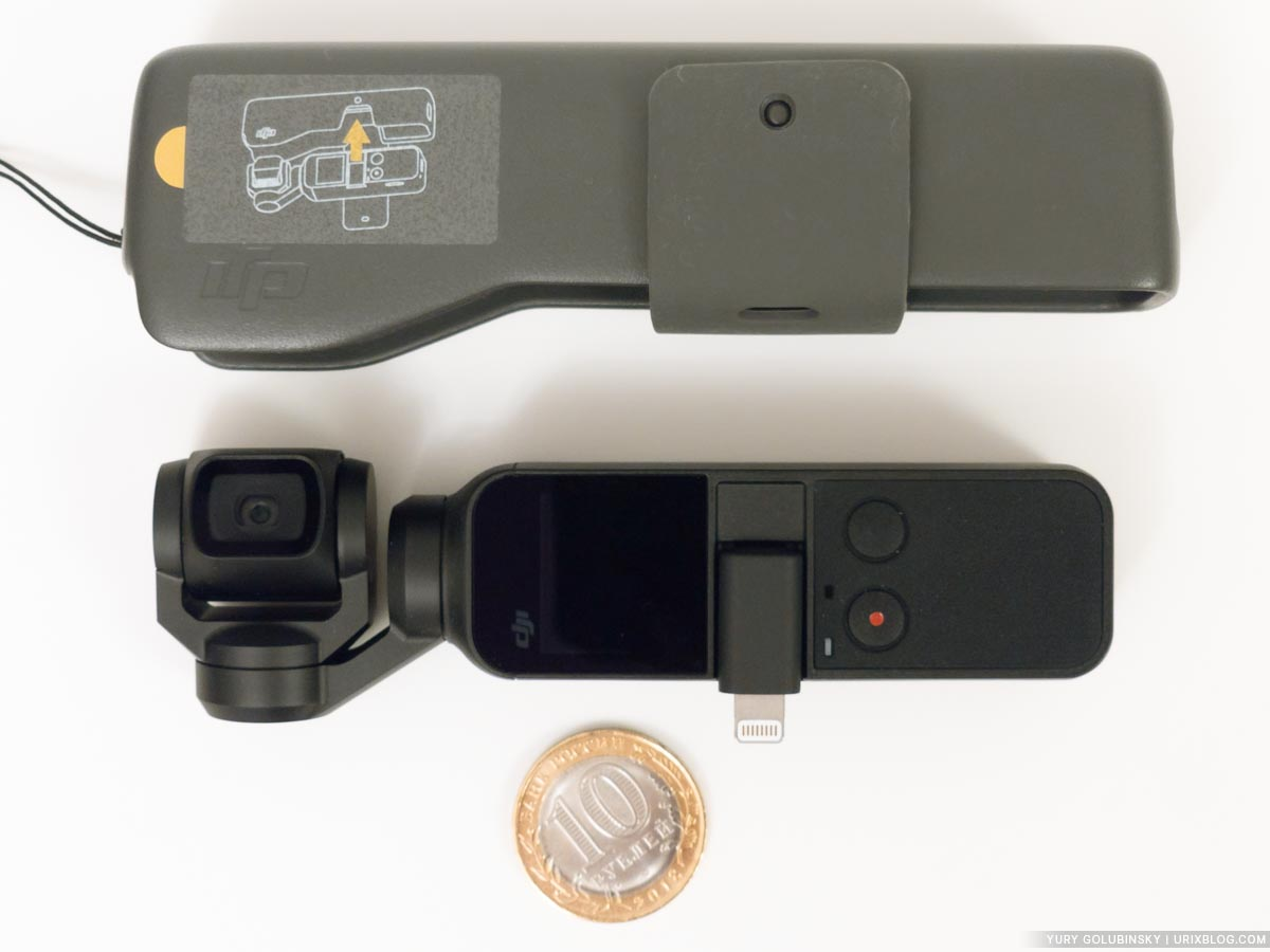 DJI, Osmo Pocket, review, unboxing, unpacking