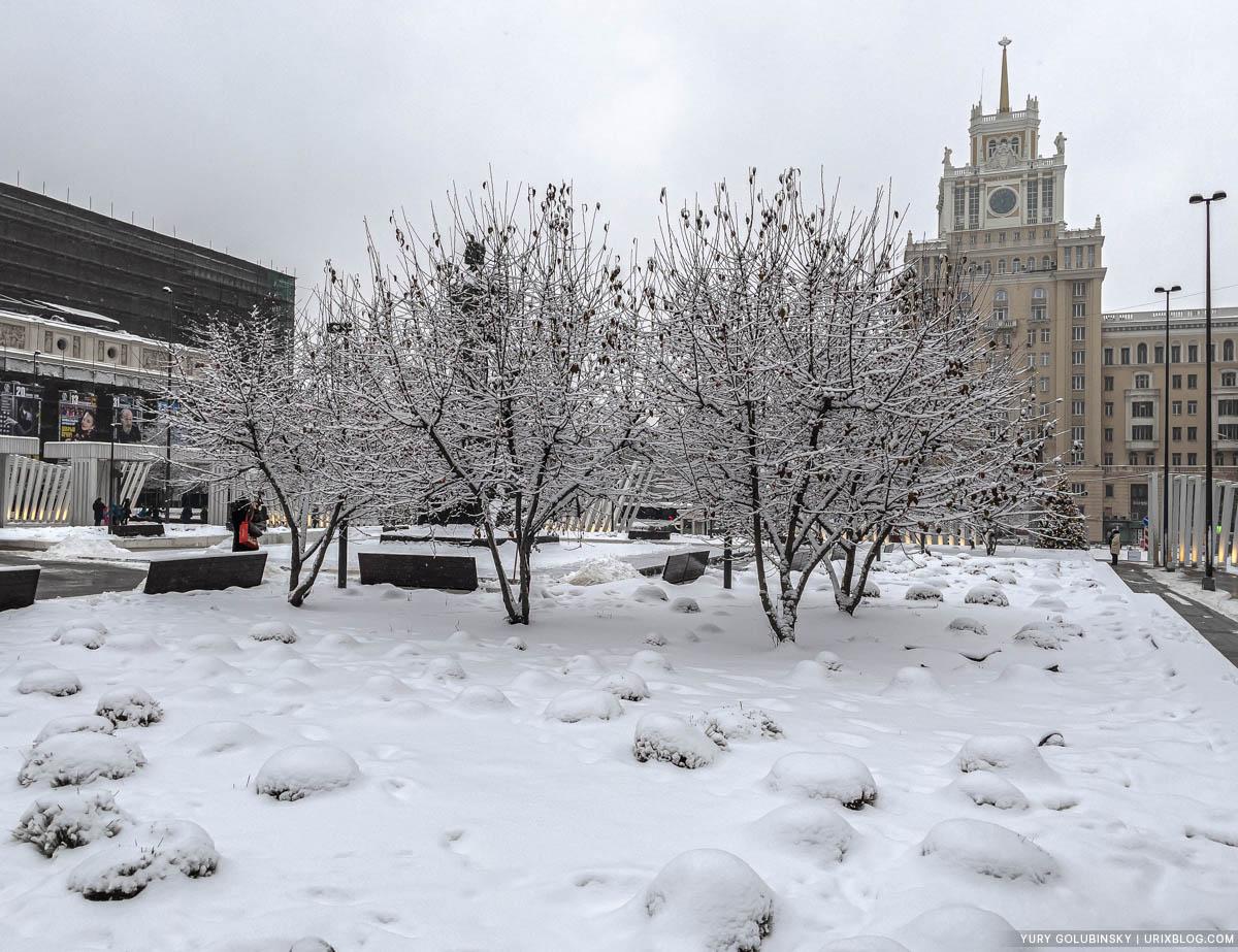 Маяковская, Триумфальная, Москва, Россия