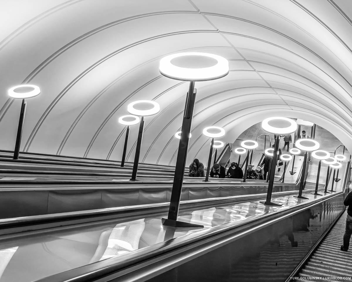metro, Moscow, Russia, Dynamo, Petrovsky Park