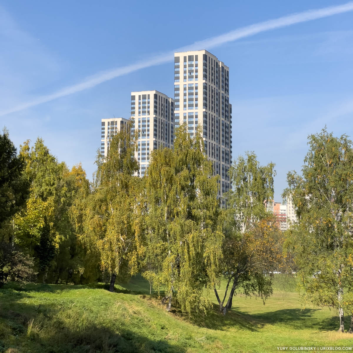 RC Festival Park, Park of Friendship, Northern River Station, Display P3, Moscow, Russia