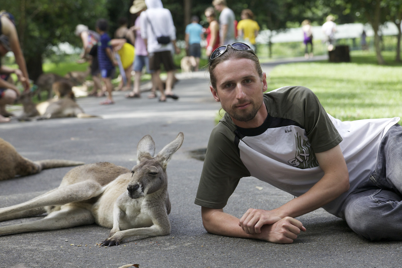Yury Golubinsky, Kangaroo