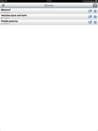iCount That iPad screenshot