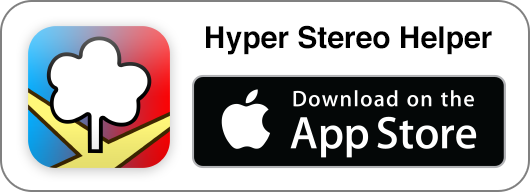 Hyper Stereo Helper and App Store Banner