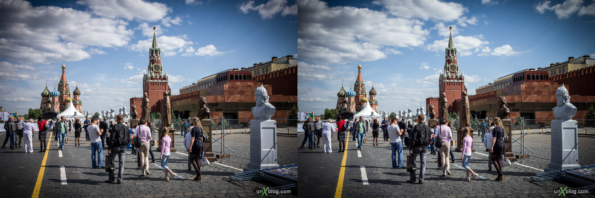 2012 Moscow stereo 3d