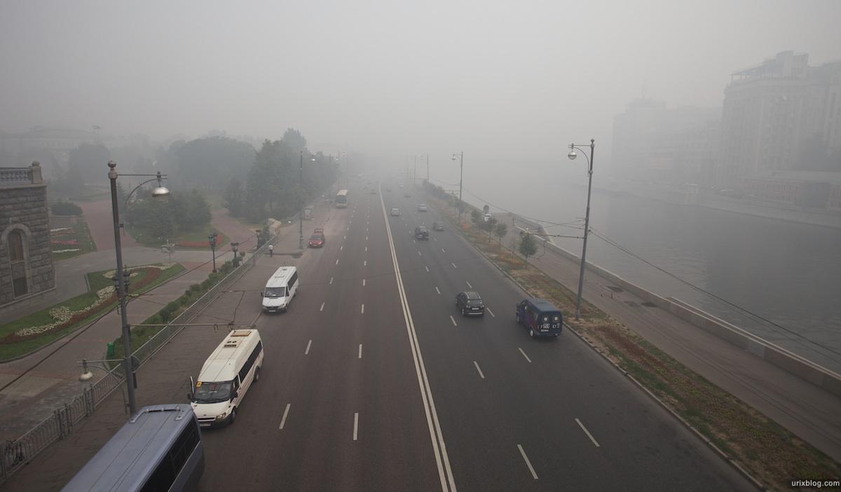 2010 moscow москва morning heat жара утро пожары