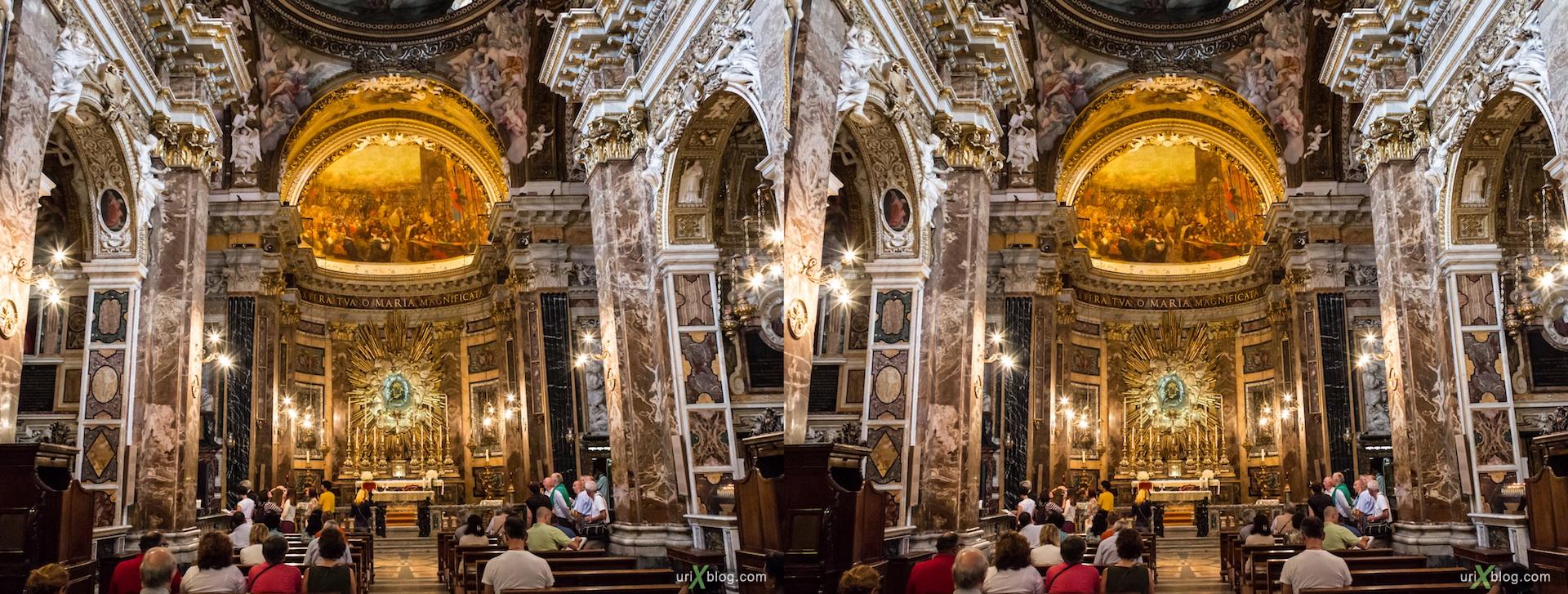 2012 церковь санта мария делла витториа