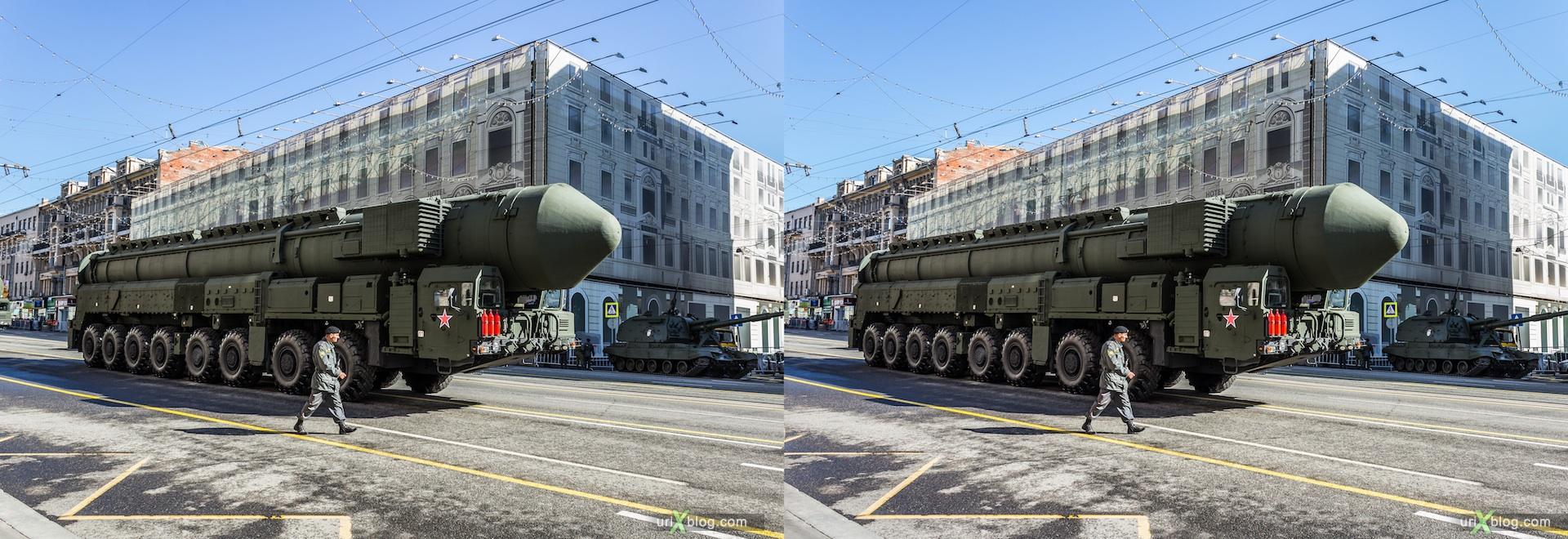 Москва россия 3d перекрёстные