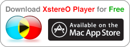 XstereO Player and Mac App Store Banner
